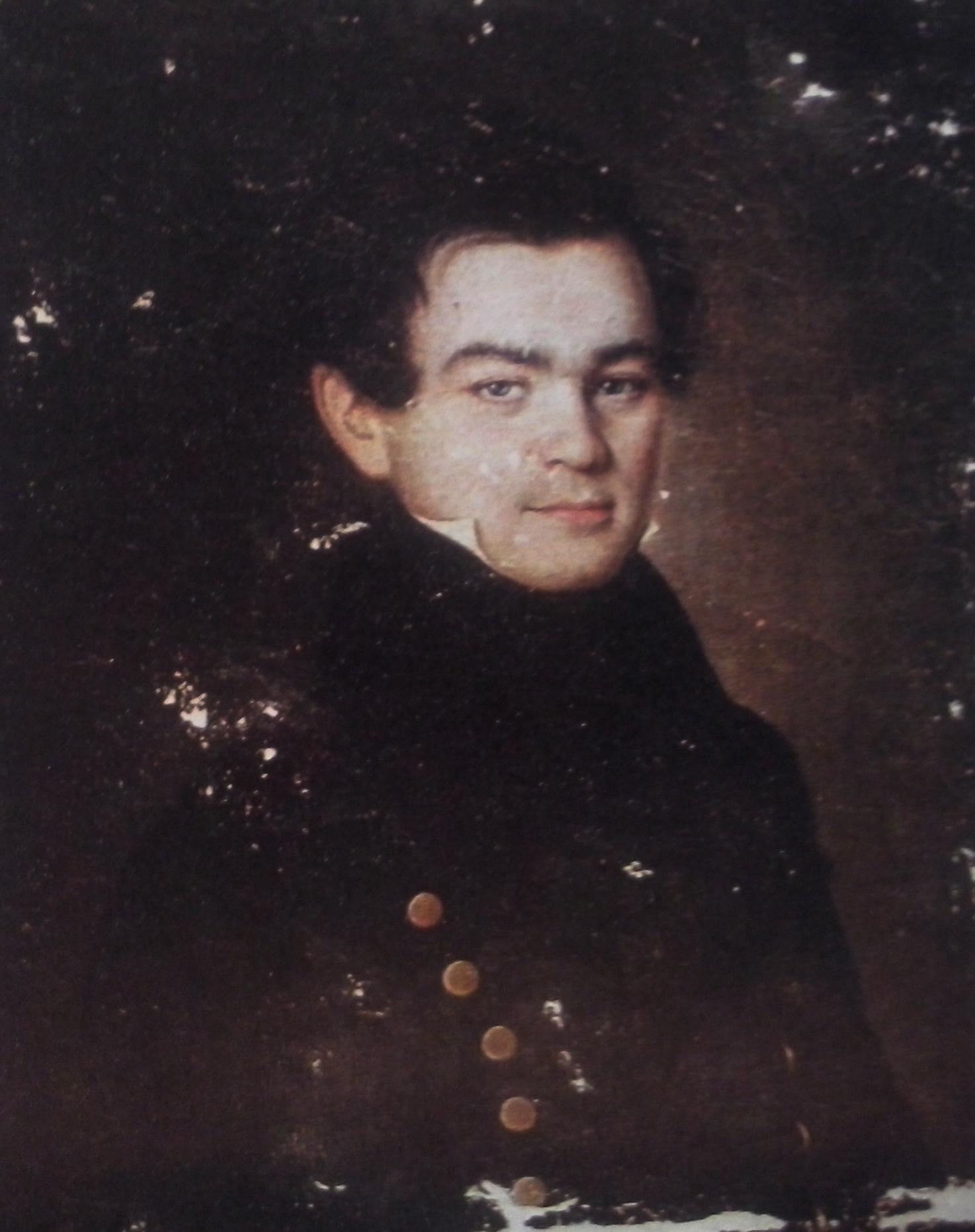 Студент 1830-ті (2)