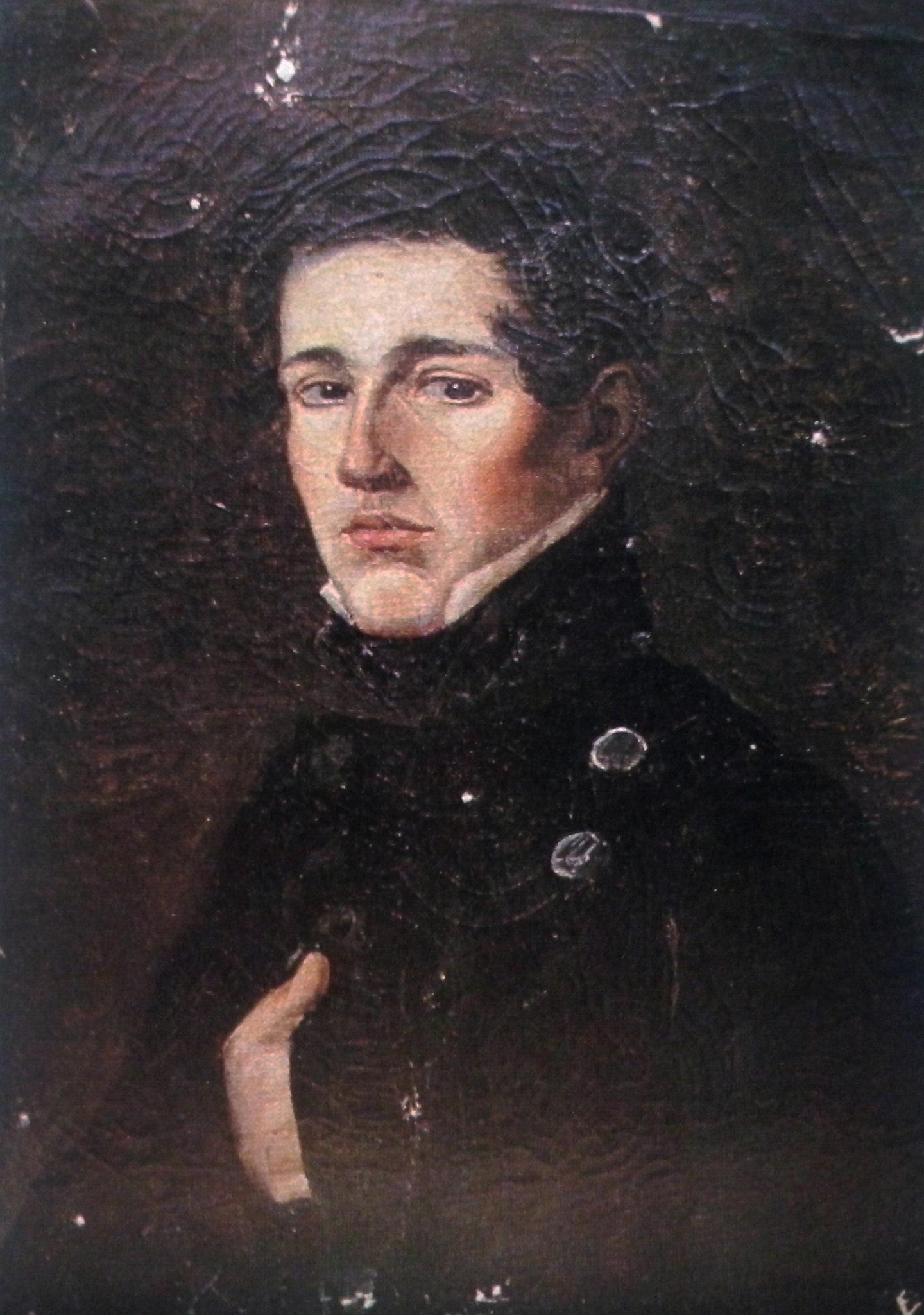 Студент 1830-ті