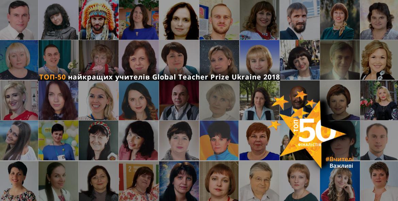 Три педагоги з Прикарпаття увійшли в ТОП-50 найпрогресивніших вчителів України